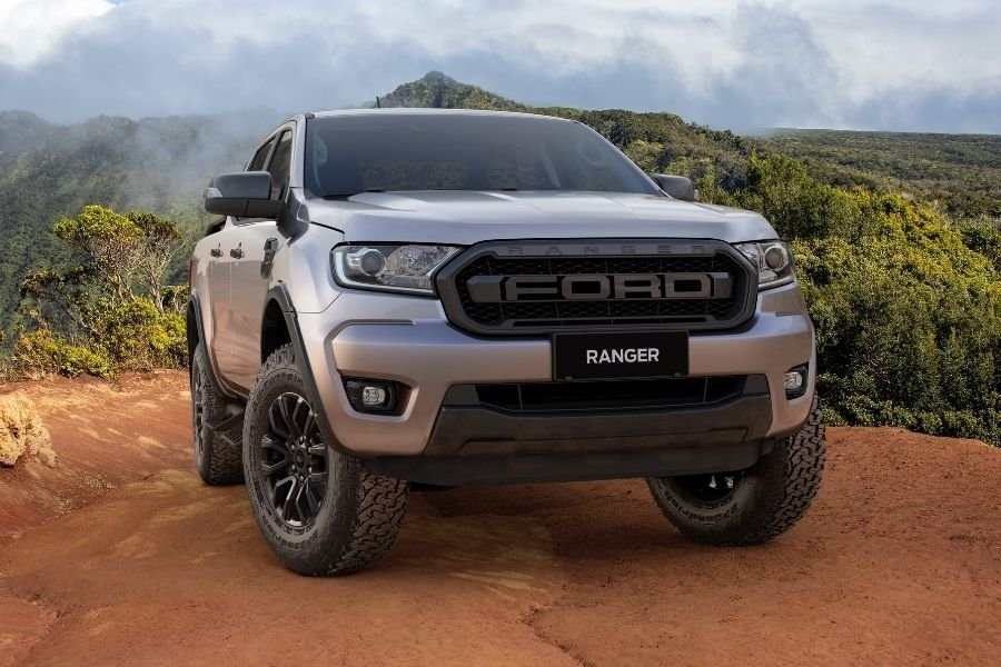 A picture of the Ranger FX4 Max