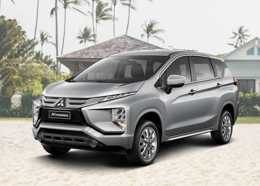 A picture of the Mitsubishi Xpander