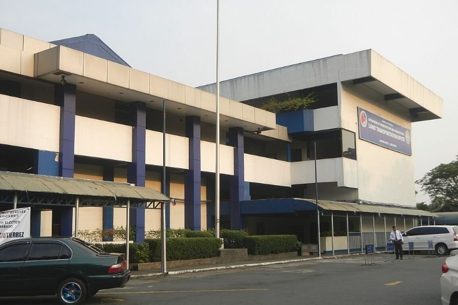 An LTO building