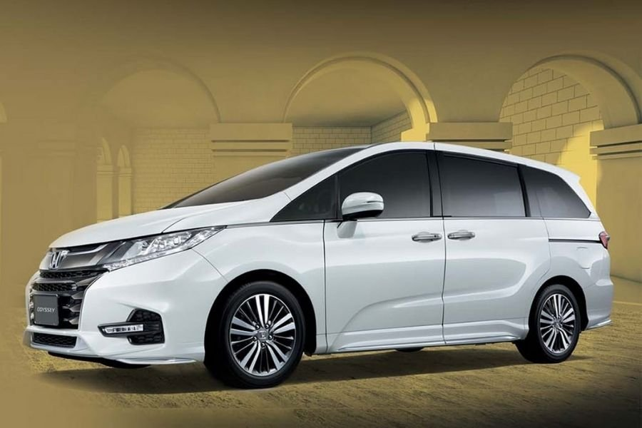 A picture of the Honda Odyssey