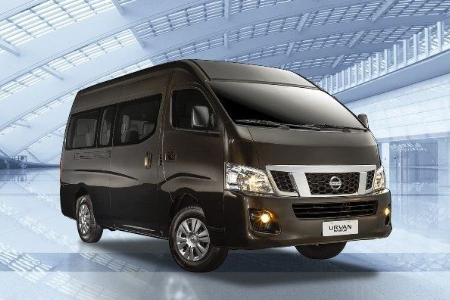A picture of the Nissan Urvan Premium