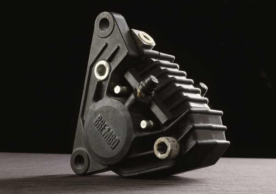 Brembo first brake caliper