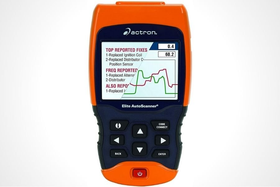 Actron CP9690 Trilingual Autoscanner