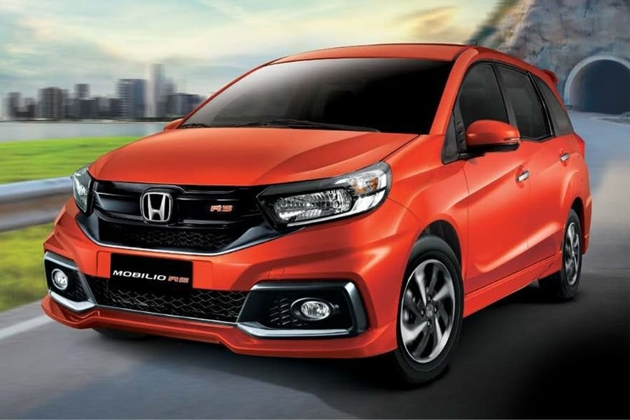 A picture of the Honda Mobilio RS Navi