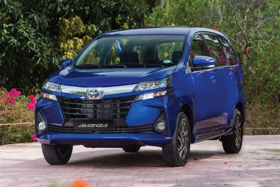 A picture of the Toyota Avanza