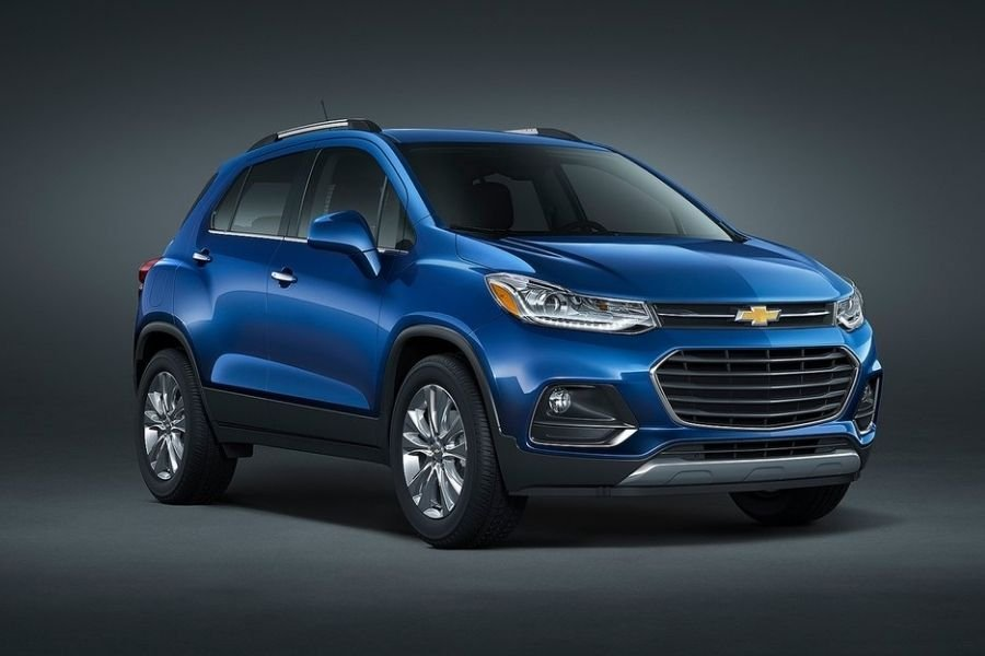 Chevrolet Trax front view