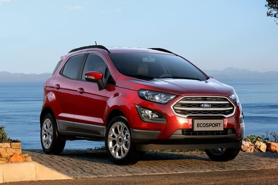 A picture of the Ford EcoSport