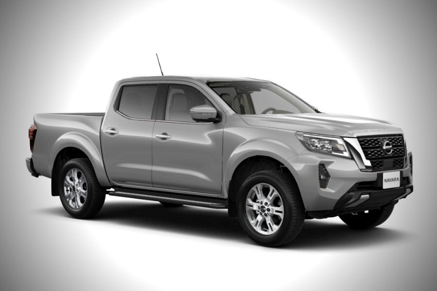 A picture of the Navara VE variant