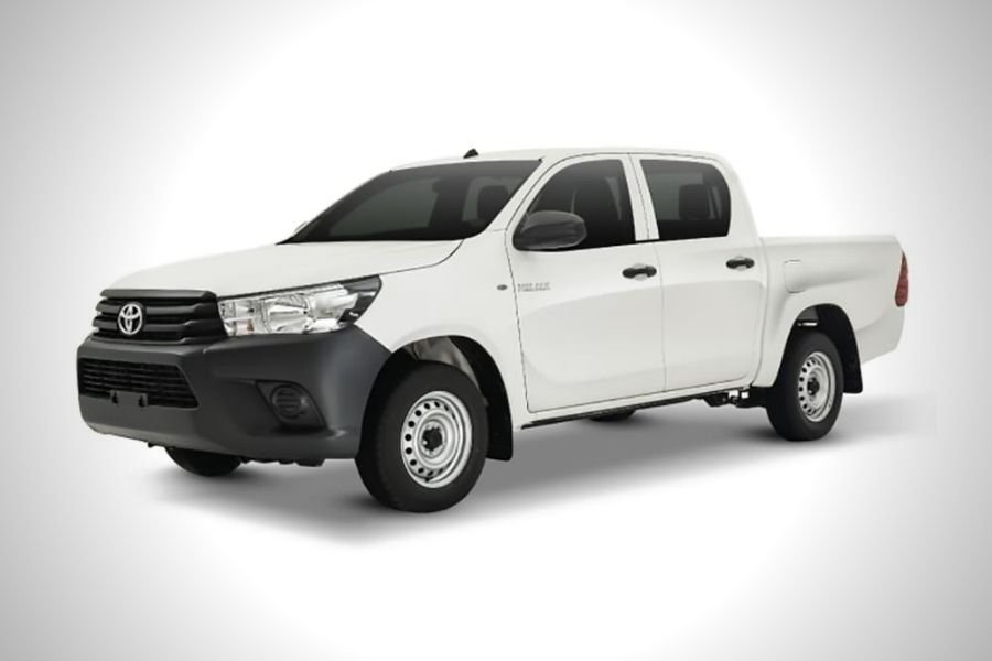 A picture of the Toyota Hilux J
