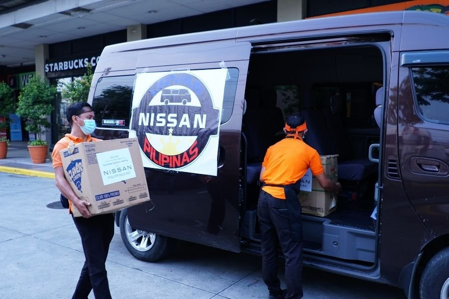 Nissan Philippines donation to PGH