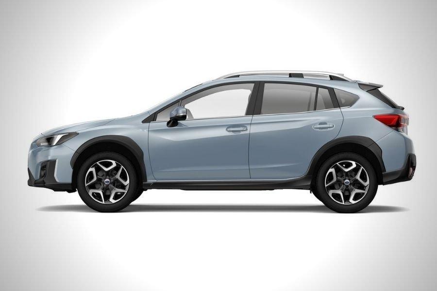 Subaru XV side old