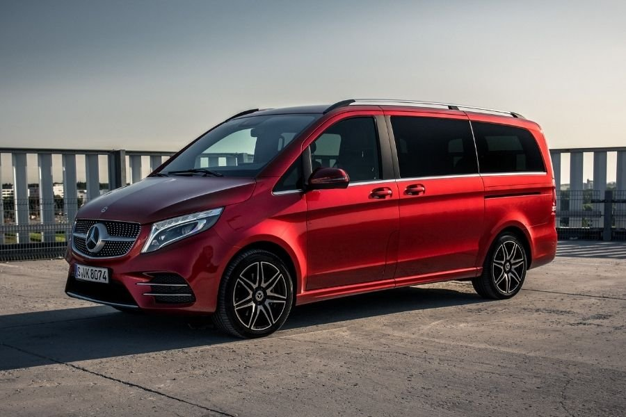 A picture of the Mercedes-Benz V-Class