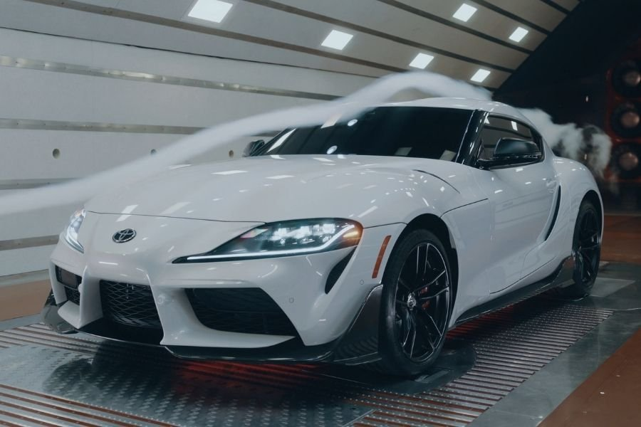 Toyota GR Supra A91-CF Edition front view