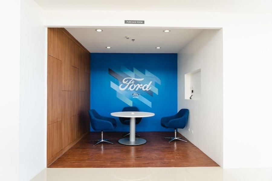 Ford Talisay dealership