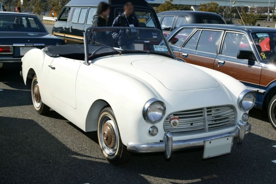 A picture of the Nissan Sports 1000