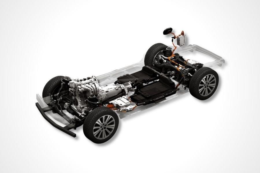 Mazda PHEV platform