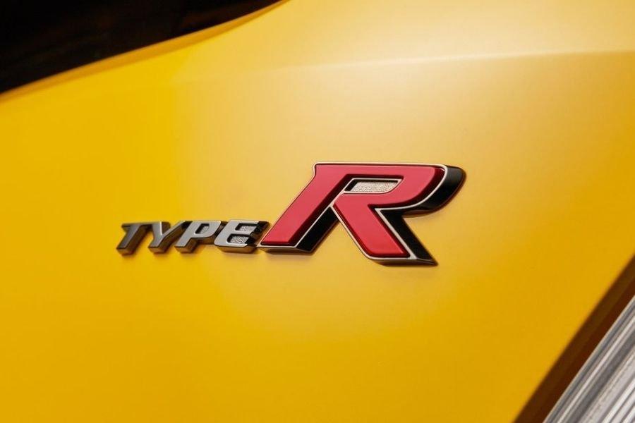 Type R badge