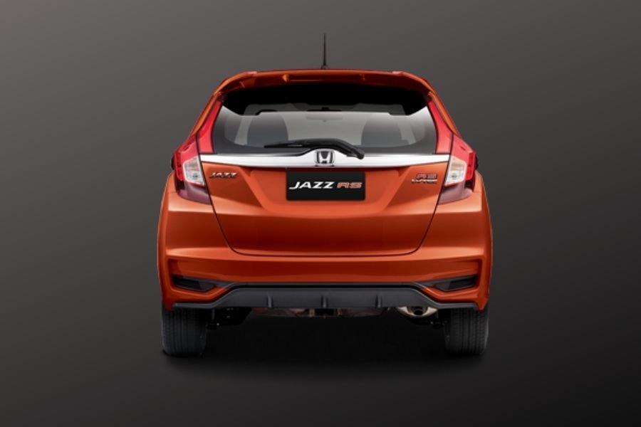 Honda Jazz RS rear view