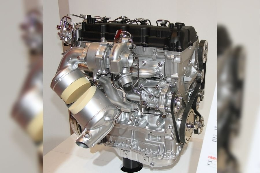 A picture of the 4N1 engine