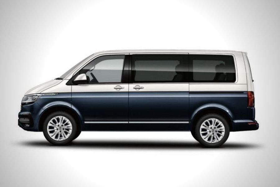 VW Multivan Kombi side
