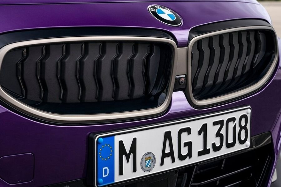 2 Series grille