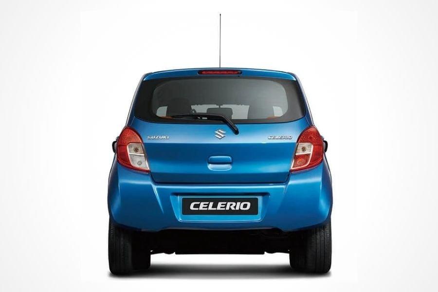 Suzuki Celerio rear view