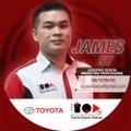 Toyota Quezon Ave  -  James Sy