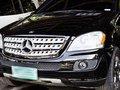 Mercedes-Benz Ml 2008 Gasoline Automatic Black-0