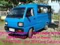 Suzuki Multicab (Very Good Condition)-0