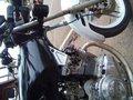 toyota corolla XL plus yamaha 250cc big bike-4