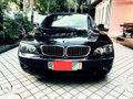 BMW 735 iL 2008 black color for sale -2