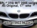 04 BMW 316i MT 17 wheels-5