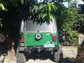 Jeep Wrangler 4x4 2000 Green For Sale -1