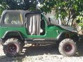 Jeep Wrangler 4x4 2000 Green For Sale -0
