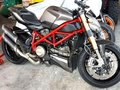 Montero 14 and Duc StreetFighter s-1