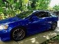 Blue Car Integra Honda 2003-4