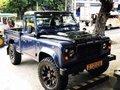 2006 Land Rover Defender TD5 Single Cab High capacity Pickup-0