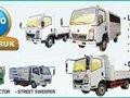 Brand New HOWO Trucks Mttc FAW TKING Sinotruk Liugong Hino Lonking-0