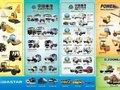 Brand New HOWO Trucks Mttc FAW TKING Sinotruk Liugong Hino Lonking-1