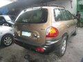 Hyundai Santa Fe crdi diesel 2003 FOR SALE-1
