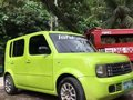 Nissan Cube 2010  GREEN FOR SALE-3