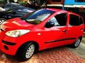 Hyundai i10 Manual Red Hatchback For Sale -1