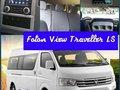 Foton 2017 View Traveller LS for sale -2
