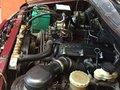 2002 Isuzu Crosswind Manual Diesel Red For Sale -3