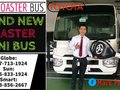 Brand new Toyota Coaster Minibus 4.0 MT 2018 -1