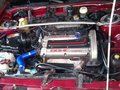Mitsubishi Galant Gti  2.0 DOHC Red For Sale -2