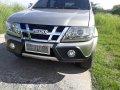 Isuzu Sportivo 2013 Manual Diesel SUV For Sale -1