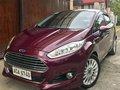 2014 Ford Fiesta Sport Ecoboost Purple For Sale -0