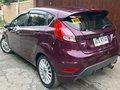2014 Ford Fiesta Sport Ecoboost Purple For Sale -1