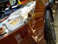 Toyota Vios E . Matic Brown Sedan For Sale -4